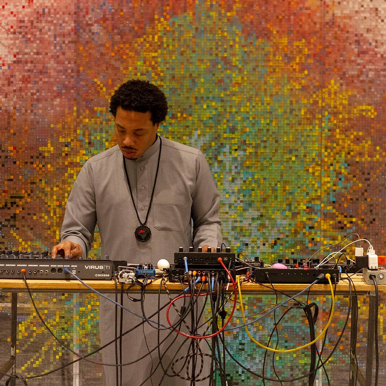 Brother El: Sonic Abstractions (April)