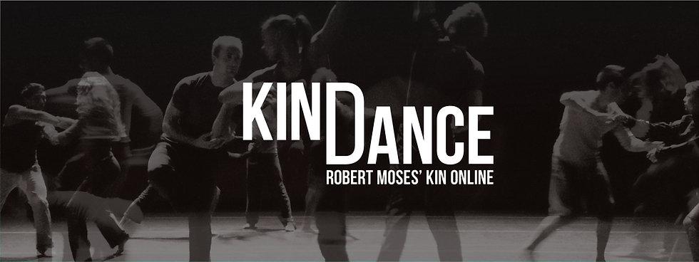 KINDance website header, revised 10-29-2