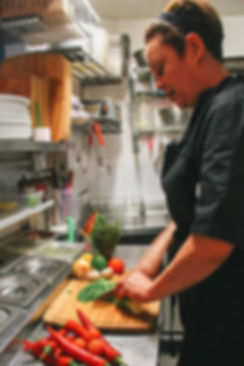 Handmade dishes, always fresh and prepared with a lot of care in our own kitchen