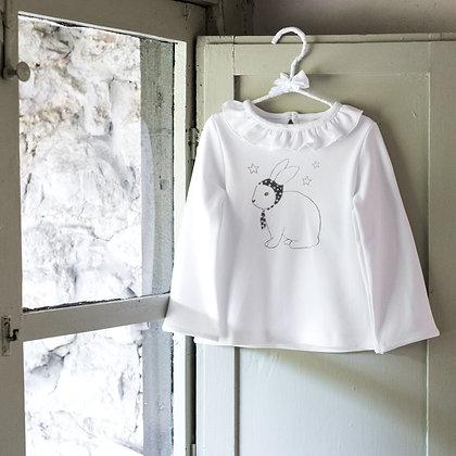 Camiseta Rabbit Capota