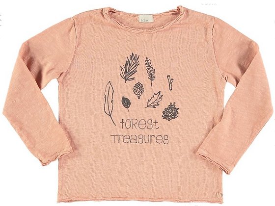 CAMISETA ANDY FOREST TREASURES
