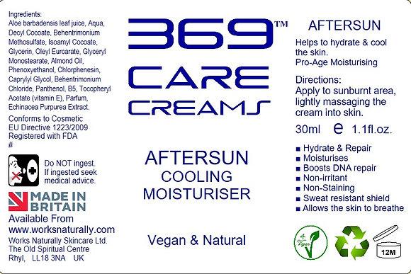 369 Aftersun Cooling Moisturiser