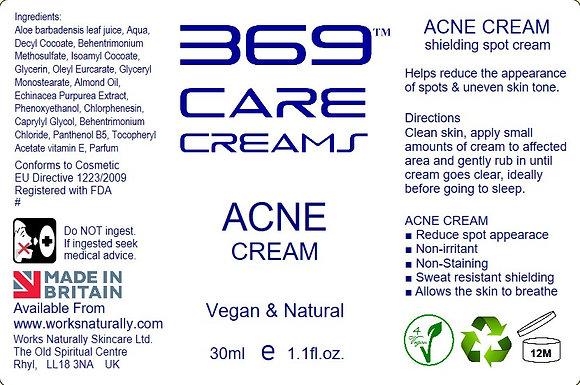 369 Acne Cream