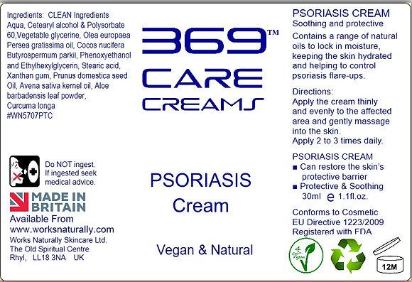 369 PSORIASIS Cream