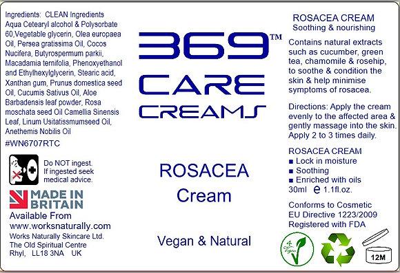 369 ROSACEA Cream