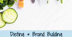 """Dieting & Brand Building – Both have """"Plateaus"""""""