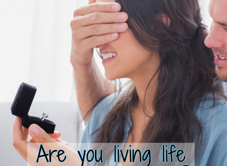 Are you living life backwards?
