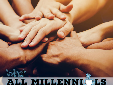 What All Millennials NEED But Can't Get Quickly