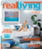 Real Living Cover
