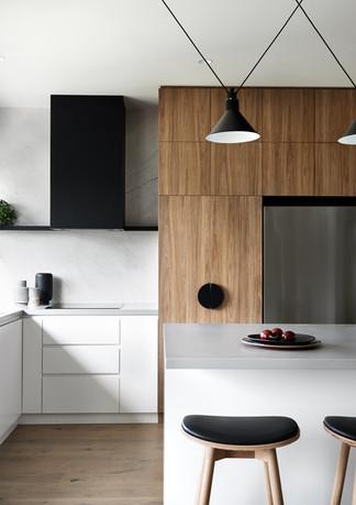 Family-friendly kitchen, Oatley