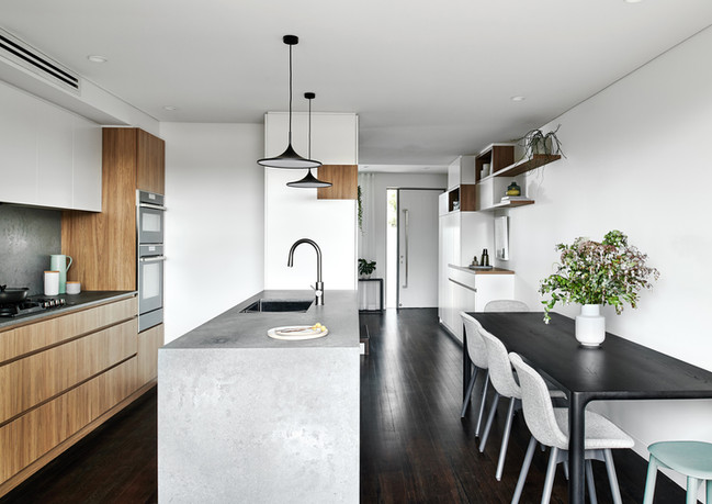 Kitchen and dining space, Petersham