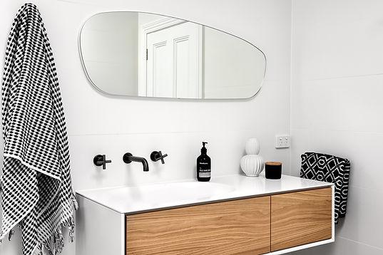 Bathroom vanity, bathroom renovation
