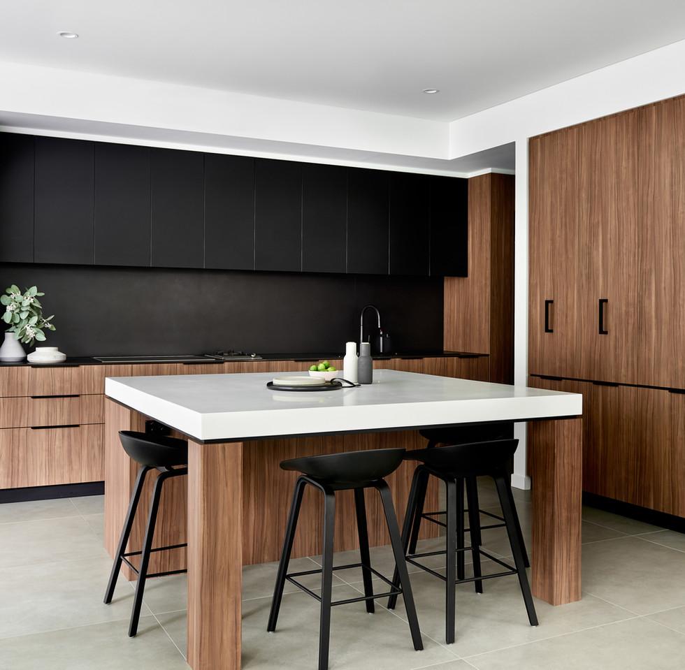 Kitchen, Inner City Terrace