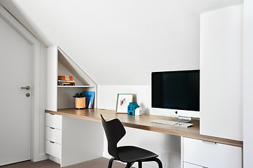 Home office, study nook