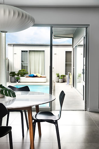 Sydney terrace swimming pool
