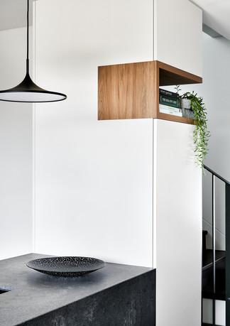 Kitchen custom joinery, Petersham