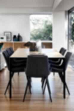 Dining table chairs Stylecraft Arper Globe West