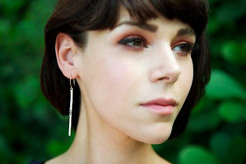 Short Stick Earrings