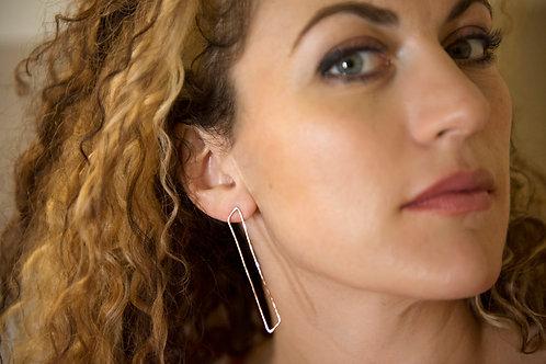 Smoking Barrel Earrings