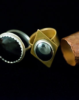 God's Eye Ring
