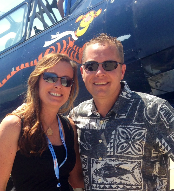 Passion + Drive: Behind the Scenes with Nick and Cheryl Freitag