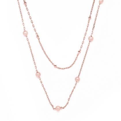 Rose Gold Chain - 45cm / 50cm