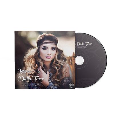 Teu Coração CD - Album (Portuguese)