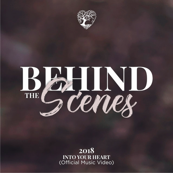 Behind the Scenes: Into Your heart (Official Music Video)