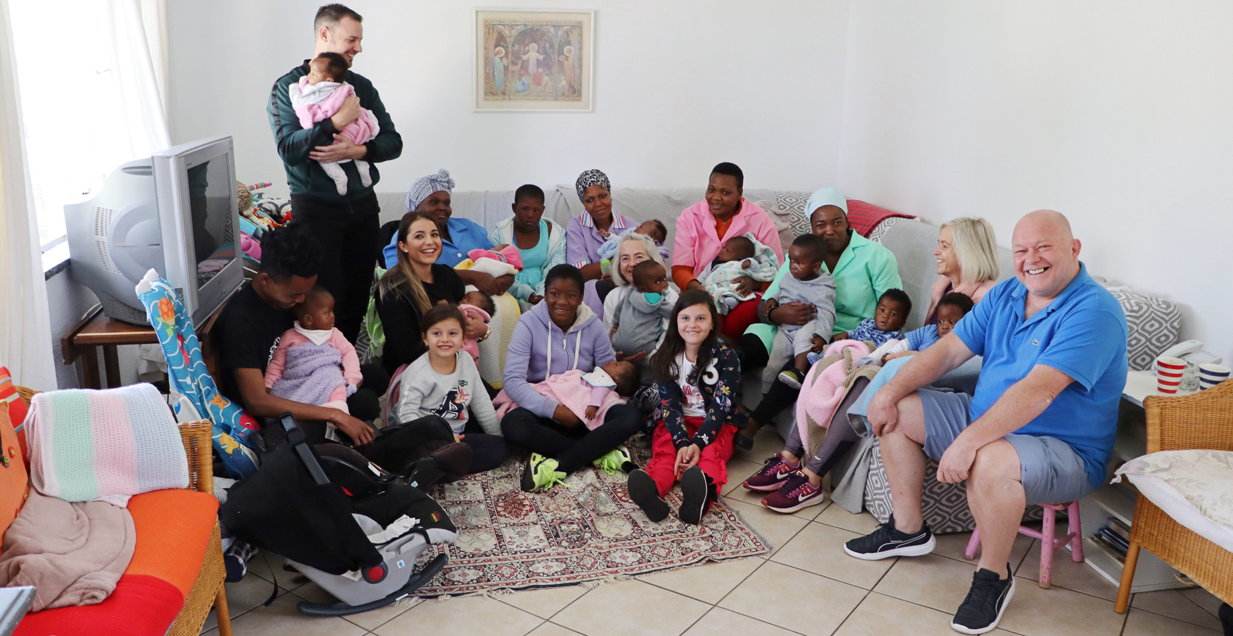 Miracle Mission Children's Home, June 2019