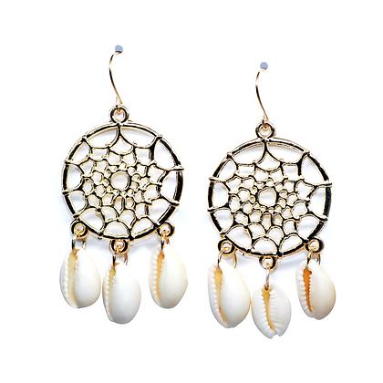 Web Earrings
