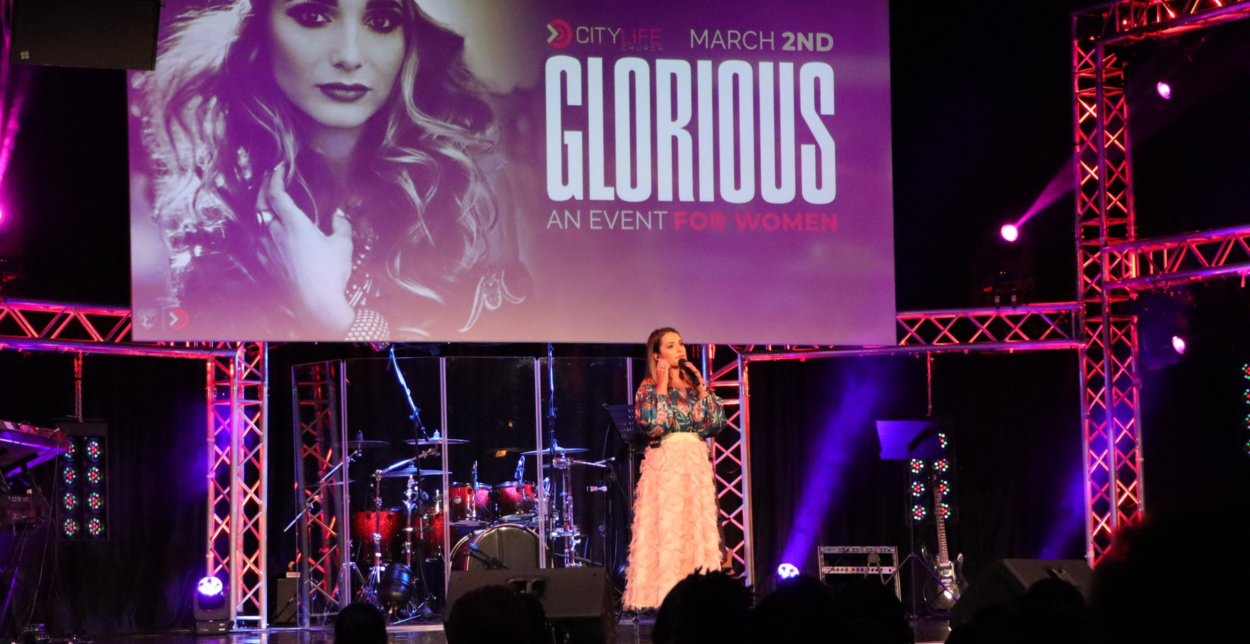 Glorious - Women's Event, March 2019