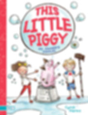 This Little Piggy: AN Owner's Manual cover