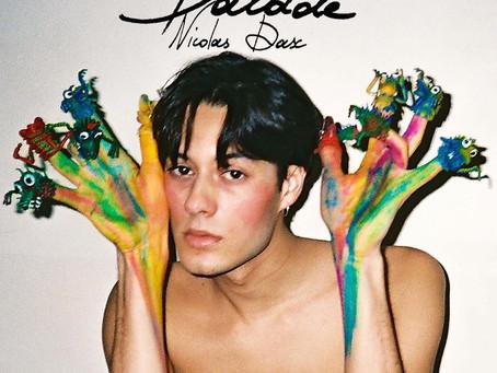 """Balade"": le premier EP de Nicolas Dax || ""Balade"": the first EP by Nicolas Dax"