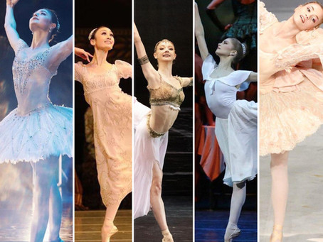La Notte Ballet Top-5: Young and bright #girlspower