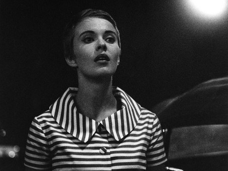 The female stars of the films by Jean-Luc Godard