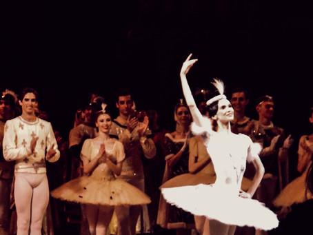 Олеся Новикова - прима-балерина Мариинского   Olesya Novikova is a prima ballerina of Mariinsky