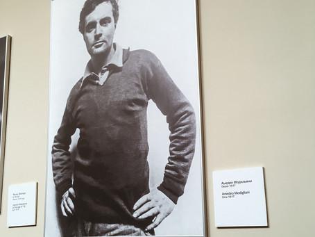 La Notte Italian Season: Admiring Amedeo Modigliani