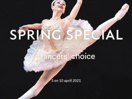 Dutch National Ballet: SPRING SPECIAL 5 APRIL