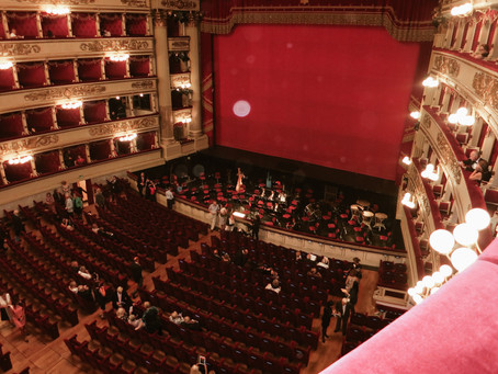 La Notte Italian Season: Teatro alla Scala in World Theatre Day