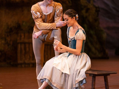 Giselle by Opéra national de Paris. The ultimate romantic ballet.