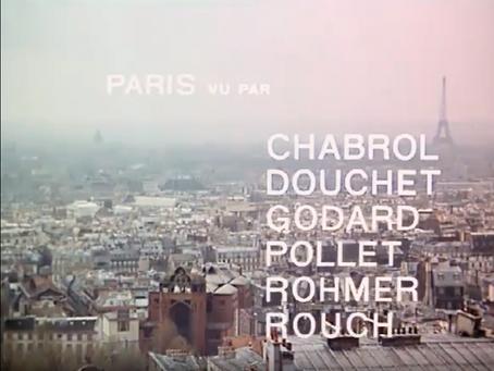 Образ Парижа в кино французской «Новой волны». Часть III. Paris vu par... (1965).