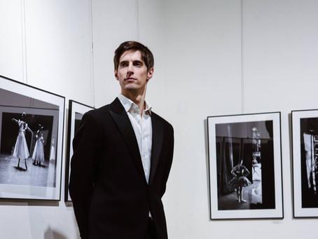 Life in Russian Ballet. Xander Parish's first photo exhibition | Первая фотовыставка Ксандера Париша
