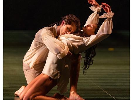 Opéra de Paris: Mathieu Ganio's debut in Le Parc. The sublime sensuality on screen.