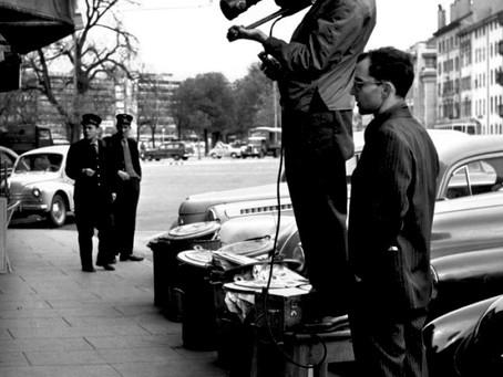Образ Парижа в кино французской «Новой волны». Часть II. Годар.
