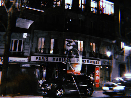 Pigalle. The night.
