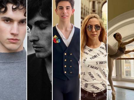 Marco Bozzato, Lemònd, Antonio Manganiello, Sara Salvadori, Carla Lucido about Italy.