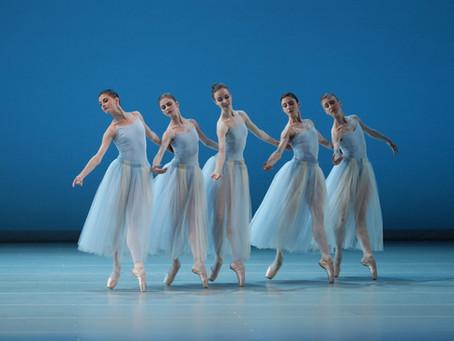 Красота американской хореографии в исполнении Мариинского балета
