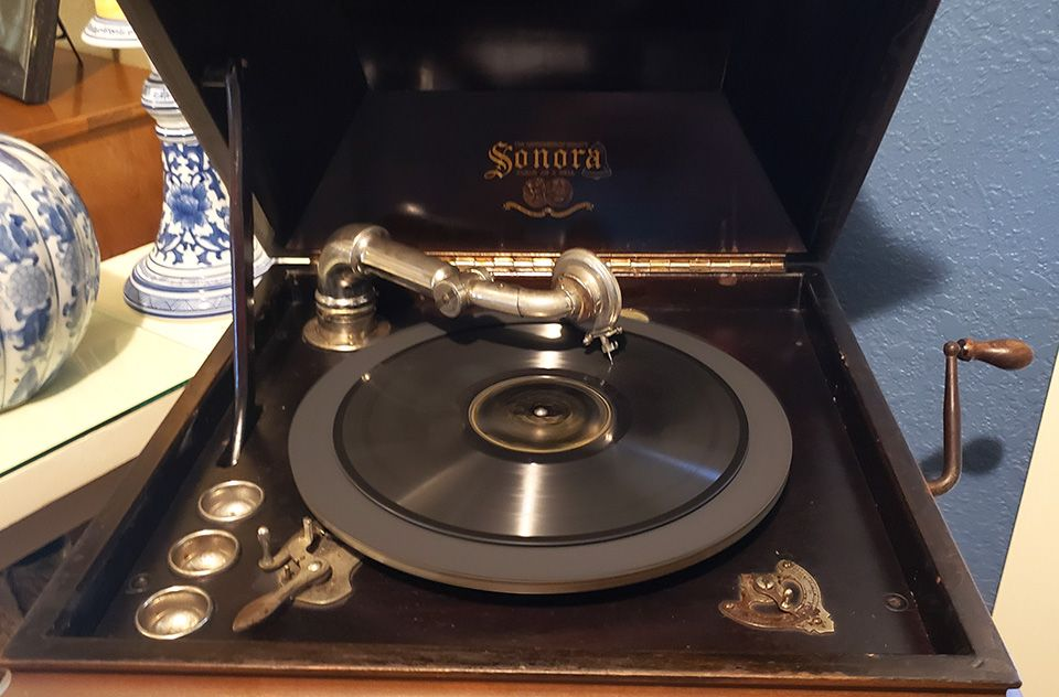 Sonora Baby Grande Phonograph