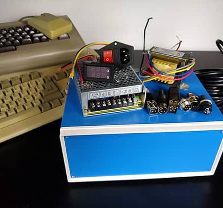 Commodore Universal Power Supply - Part 1 - Planning