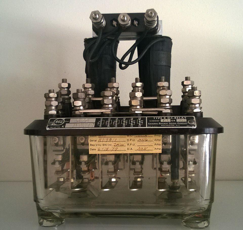 Telegraph Repeater